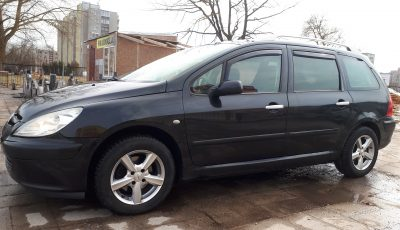 PEUGEOT 307sw (dyzelinas)